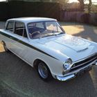 REF 152 1966 Ford Lotus Cortina Mk. I -
