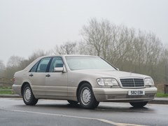 Navigate to Lot 274 - 1998 Mercedes-Benz S320