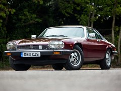 Navigate to Lot 199 - 1987 Jaguar XJS HE Coupé