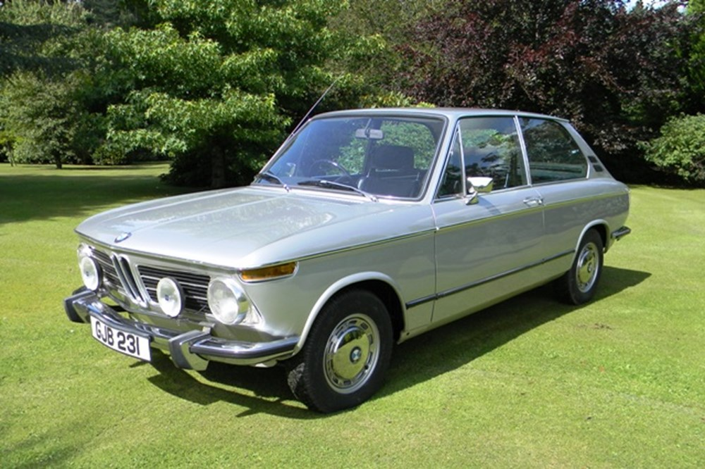 Lot 294 - 1973 BMW 2002 Touring