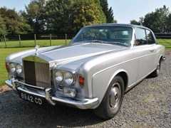 Navigate to Lot 249 - 1972 Rolls-Royce Corniche by Mulliner Park Ward