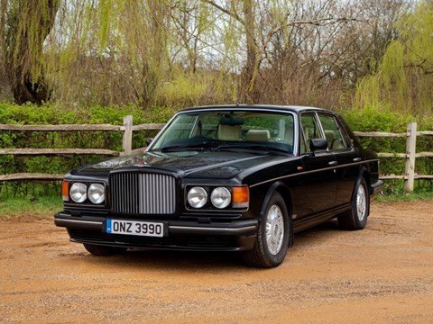 Ref 8 1994 Bentley Turbo R