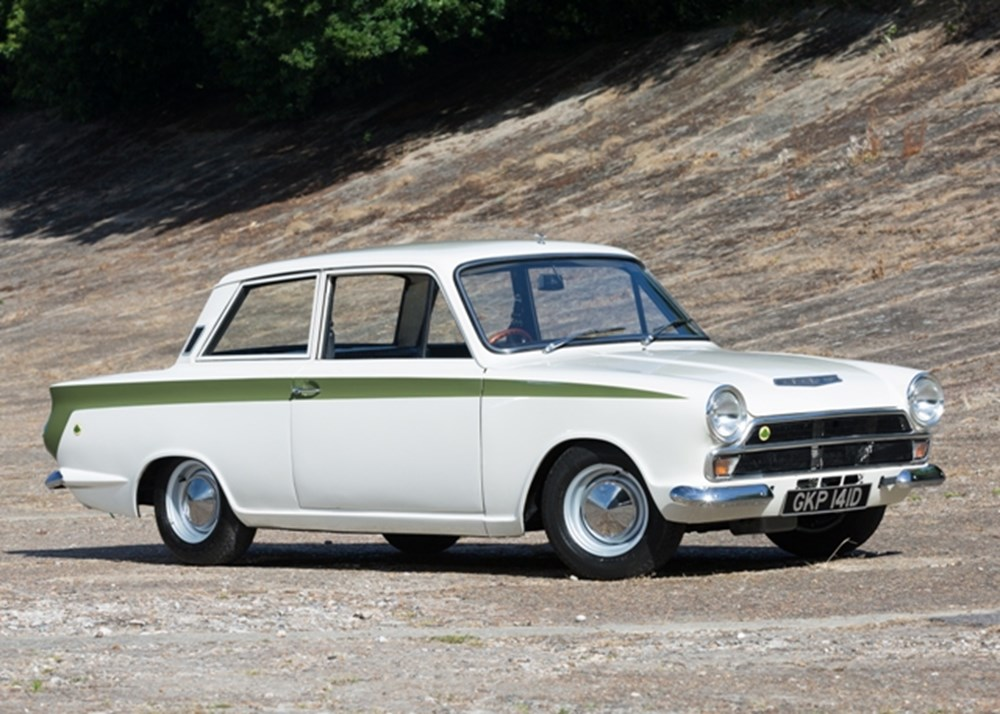 Lot 144 - 1966 Ford Lotus Cortina Mk. I