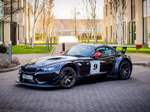 Ref 116 2010 BMW Z4 GT3 Recreation MRP