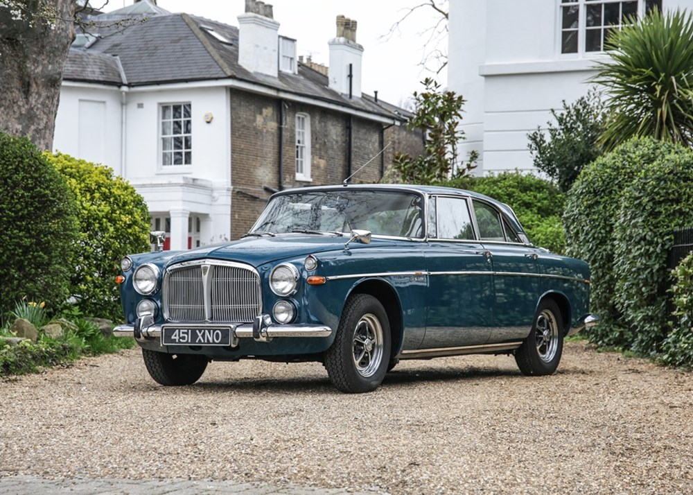 Lot 259 - 1973 Rover P5B Coupé (3.5 Litre)