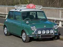 Navigate to Lot 116 - 1996 Mini Cooper LE