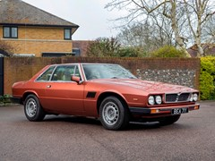 Navigate to Lot 140 - 1982 Maserati Kyalami