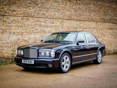 Ref 147 2001 Bentley Arnage T
