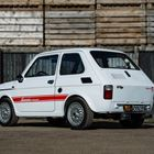 Ref 81 1980 Fiat 126 Giannini (Recreation) -