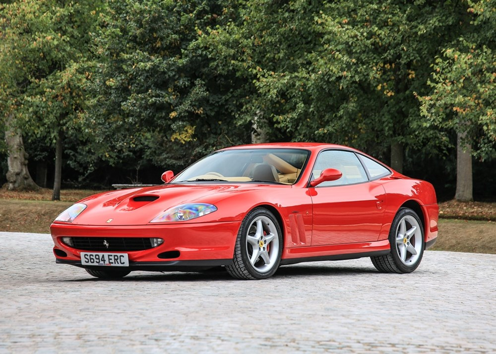 Lot 172 - 1998 Ferrari 550 Maranello