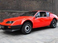 Navigate to Lot 185 - 1982 Renault Alpine A310