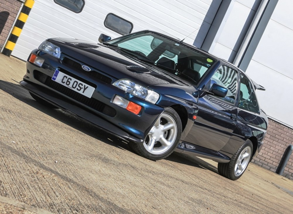 Lot 253 - 1995 Ford Escort RS Cosworth Big Turbo