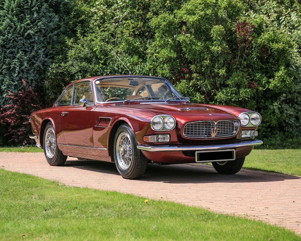 Lot 203 - 1966 Maserati  Sebring Series II