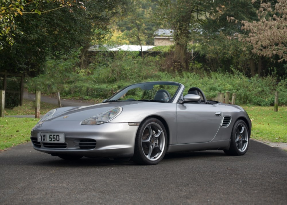 ref 45 2004 porsche boxster s 550 anniversary. Black Bedroom Furniture Sets. Home Design Ideas