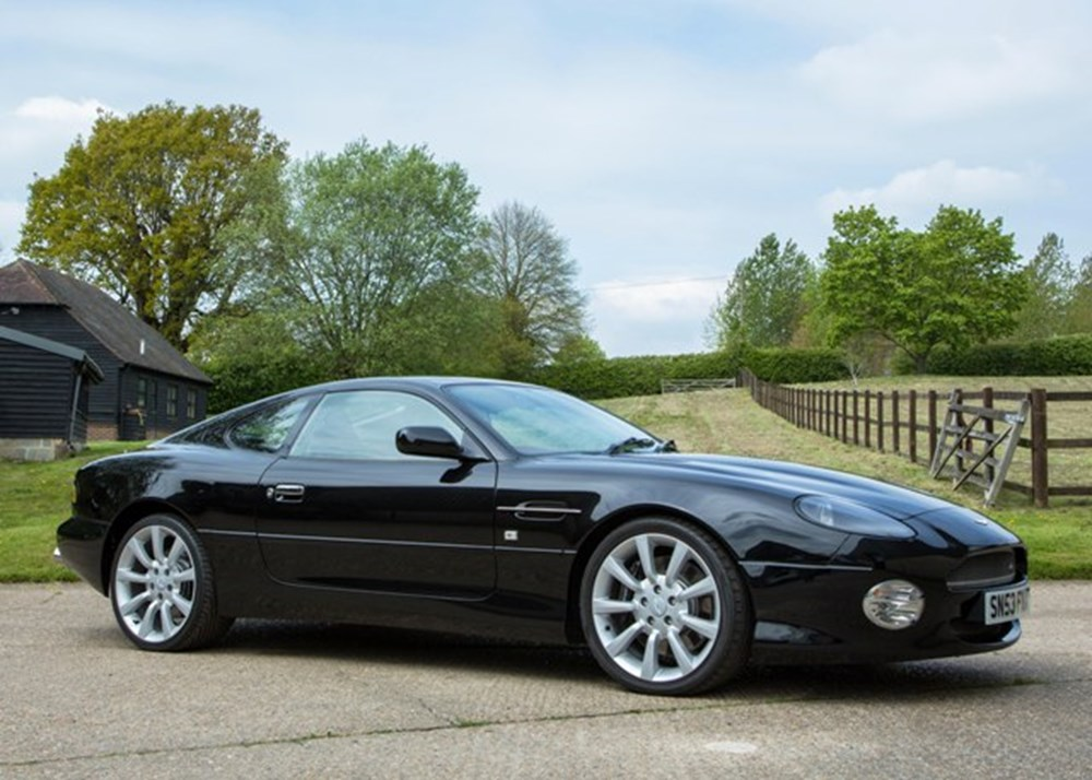 Lot 164 - 2003 Aston Martin DB7 GT