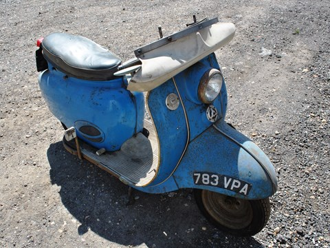 Ref 31 1961 BSA Sunbeam