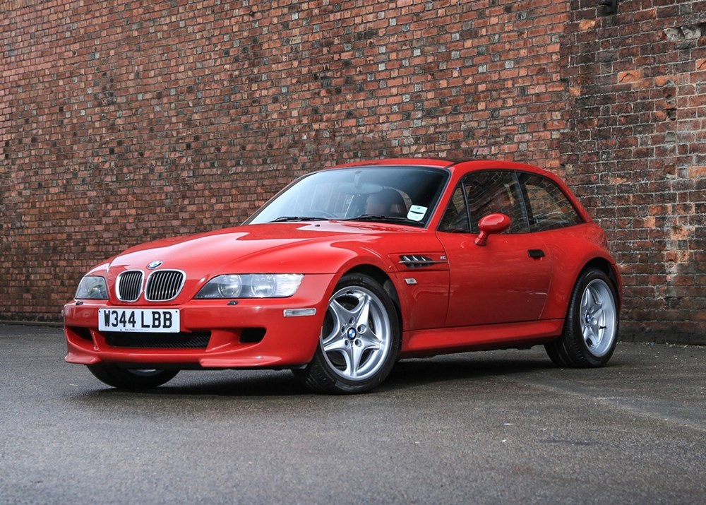 Ref 49 2000 Bmw Z3 M Coup 233 Classic Amp Sports Car Auctioneers