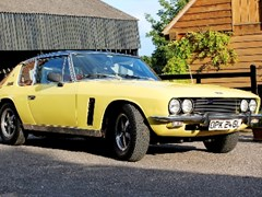 Navigate to Lot 211 - 1973 Jensen Interceptor SP