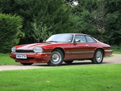 Navigate to Lot 245 - 1994 Jaguar  XJS Coupé (6.0 Litre)