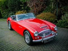 Navigate to Lot 223 - 1967 Austin Healey 3000 Mk. III BJ8 Phase II