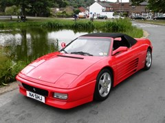 Navigate to Lot 269 - 1995 Ferrari 348 Spider