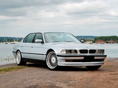 Navigate to Lot 152 - 1996 BMW Alpina B12 Long Wheelbase