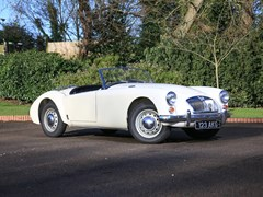 Navigate to Lot 307 - 1962 MG A 1500 Mk. II Roadster