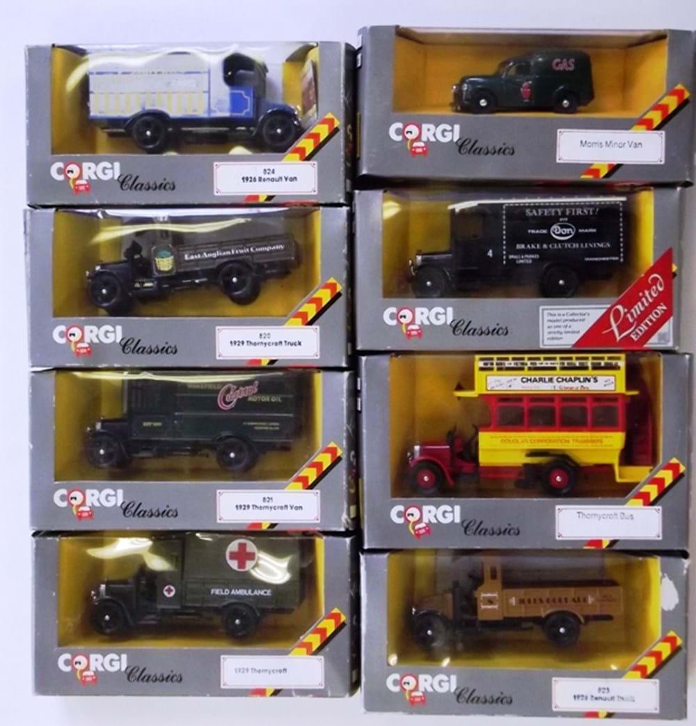 Collectors' models
