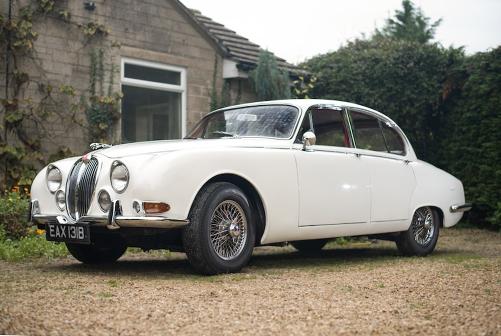 Lot 243 - 1964 Jaguar S-Type (4.2 litre)