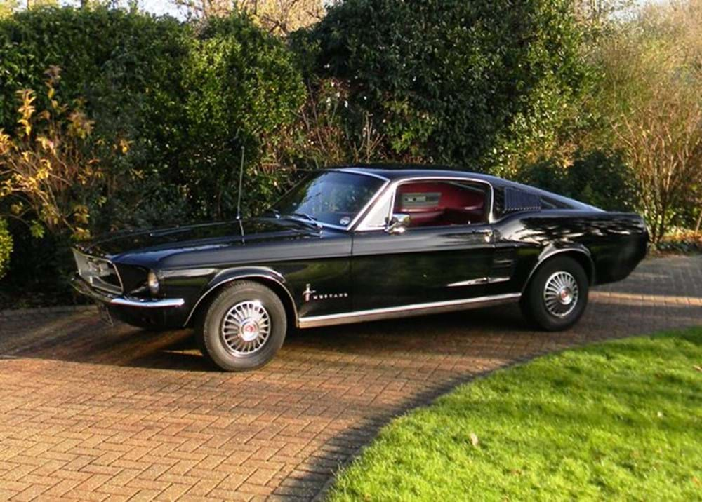 Lot 269 - 1967 12918 Mustang Fastback