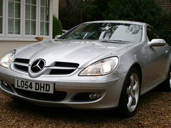 Navigate to Lot 234 - 2004   Mercedes-Benz SLK 350