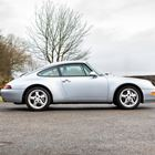 Ref 82 1995 Porsche 993 Carrera 4 Coupé DL -