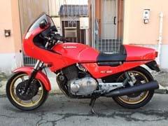 Ref 32 1983 Honda CX 650 Turbo