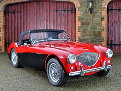 Navigate to Lot 315 - 1955 Austin-Healey 100/4 M BN2L