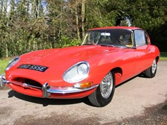 Navigate to Lot 221 - 1967 12947 E-Type Series I. 2+2 Coupé