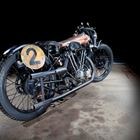 REF 220 1927 Brough Superior SS100 Pendine -