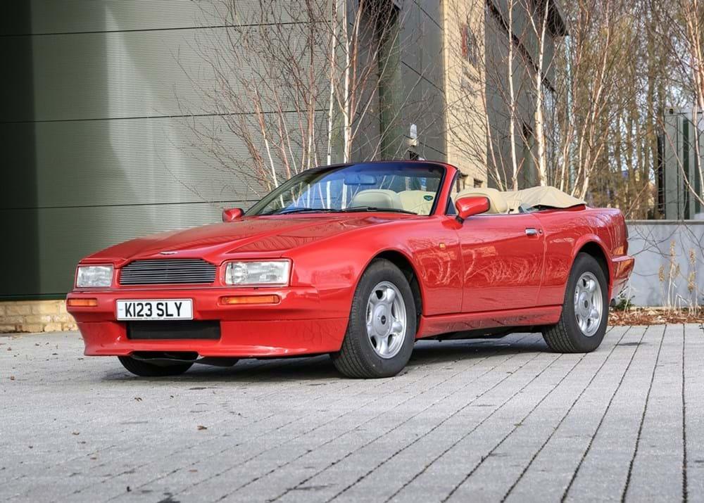 Ref Aston Martin Virage Volante - Aston martin virage coupe