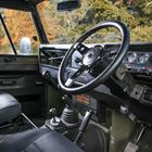 REF 127 1998 Land Rover Wolf 90 Soft-Top -