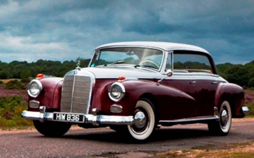 Lot 239 - 1958 Mercedes-Benz 300D Pillarless Phaeton