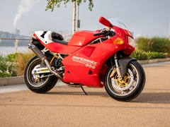 Navigate to Lot 204 - 1993 Ducati 888 SP5