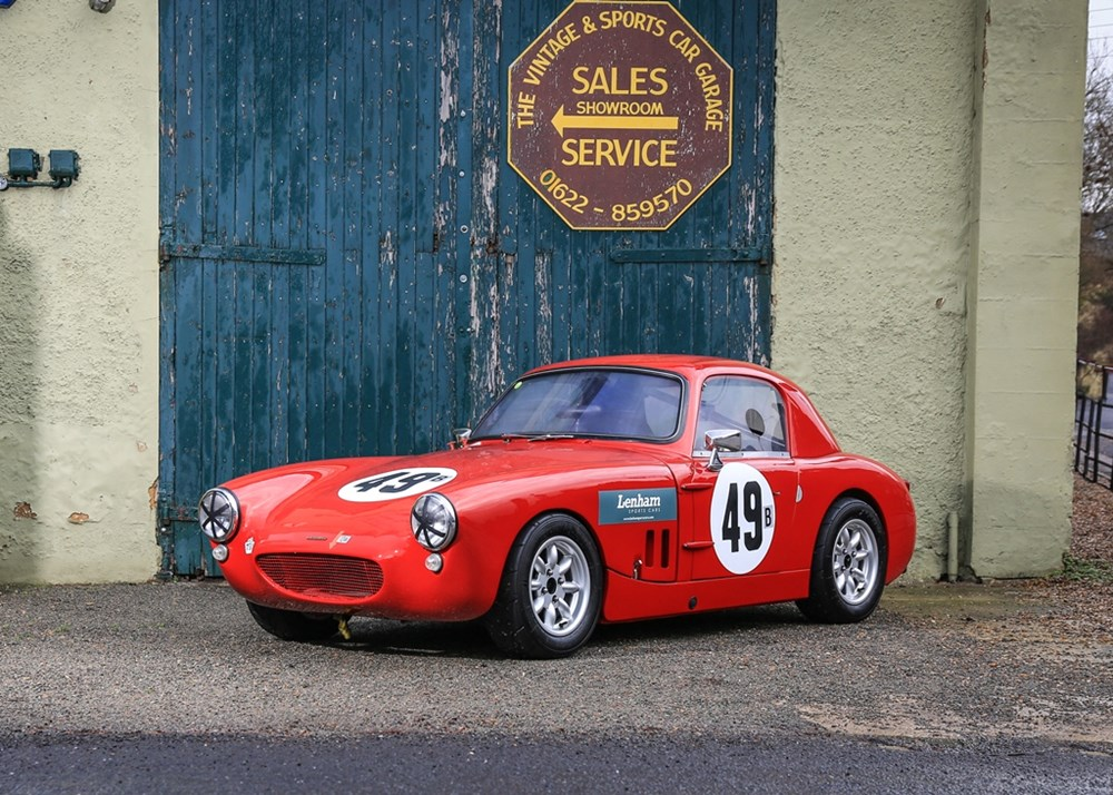 Lot 323 - 1961 Austin-Healey Sprite Mk. I