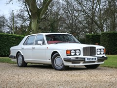Navigate to Lot 281 - 1989 Bentley Turbo R