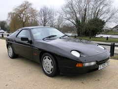Navigate to Lot 215 - 1988 Porsche 928 S4