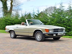 Navigate to Lot 258 - 1985 Mercedes-Benz 280 SL Roadster