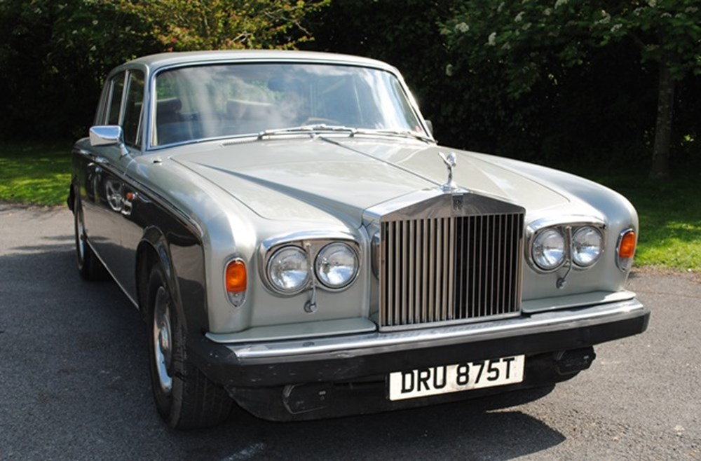 Lot 363 - 1979 Rolls-Royce Silver Shadow II
