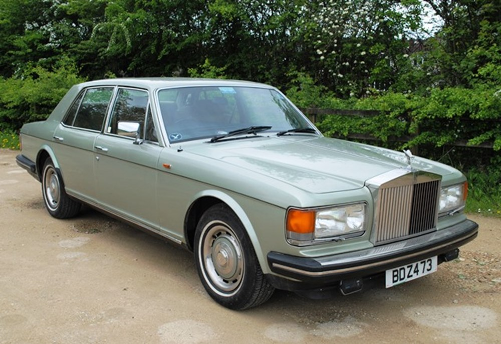 Lot 193 - 1981 Rolls-Royce Silver Spirit *WITHDRAWN*