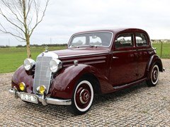 Navigate to Lot 195 - 1951 Mercedes-Benz 170 S