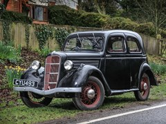 Navigate to Lot 216 - 1936 Ford C Ten Saloon