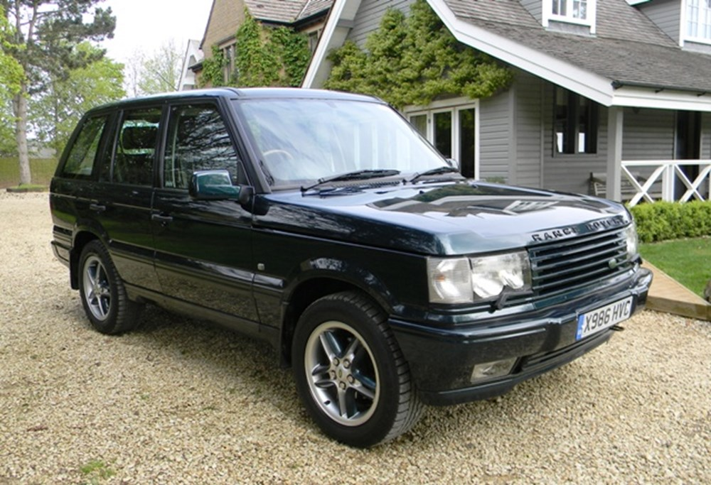 Lot 414 - 2001 Range Rover HSE by Holland & Holland