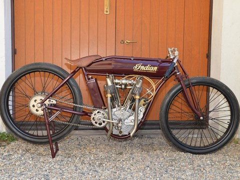 Ref 60 Indian Boardtrack Racer